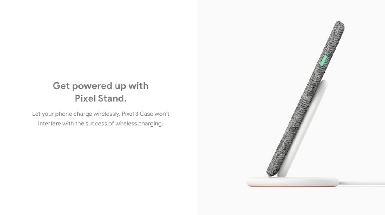 google pixel stand