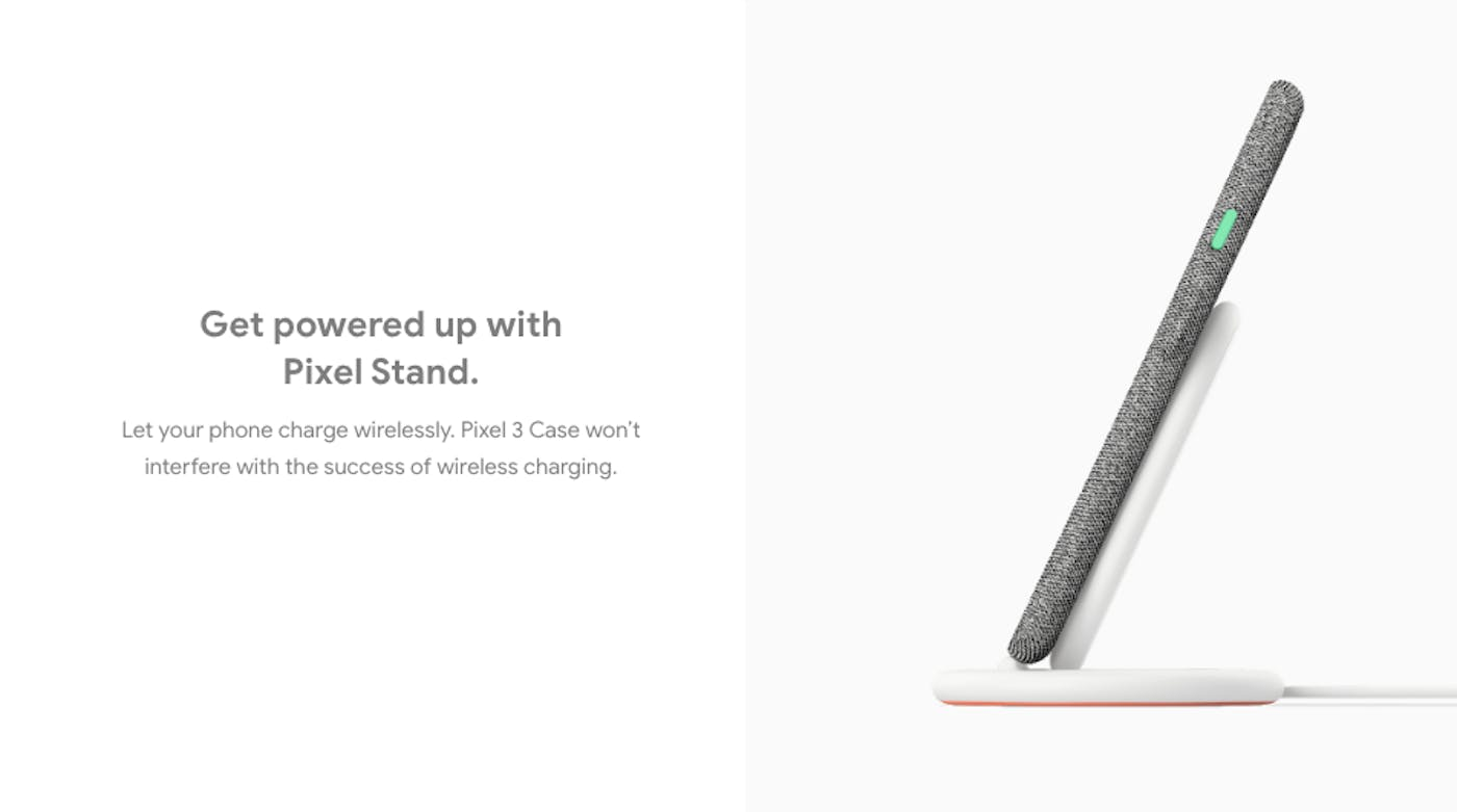 finest selection cf289 729ee The Inductive Reason Google Pixel 3 Can Wirelessly Charge Inside Its ...
