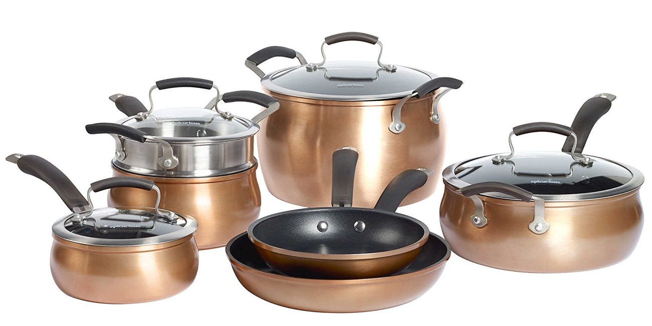 epicurious cookware