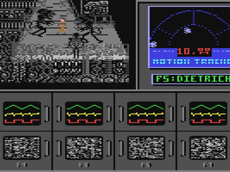 The Evolution Of 'Alien' Video Games, From 'Aliens Online' To 'Alien Infestation'