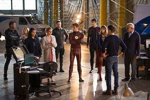 Arrow Flash DC CW