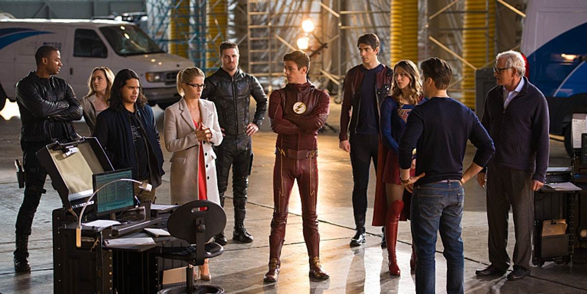 "How the ""Invasion!"" Crossover Changed the CW's Arrowverse"