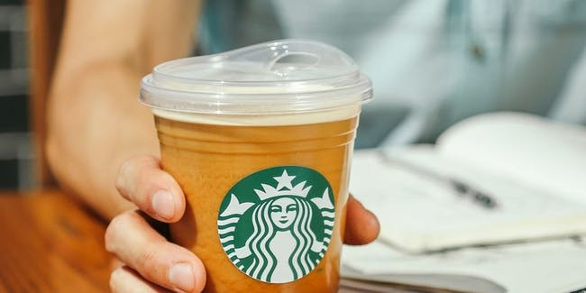 Starbucks Sippy Cup