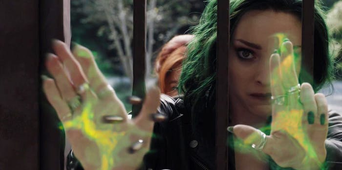 Polaris in 'The Gifted'
