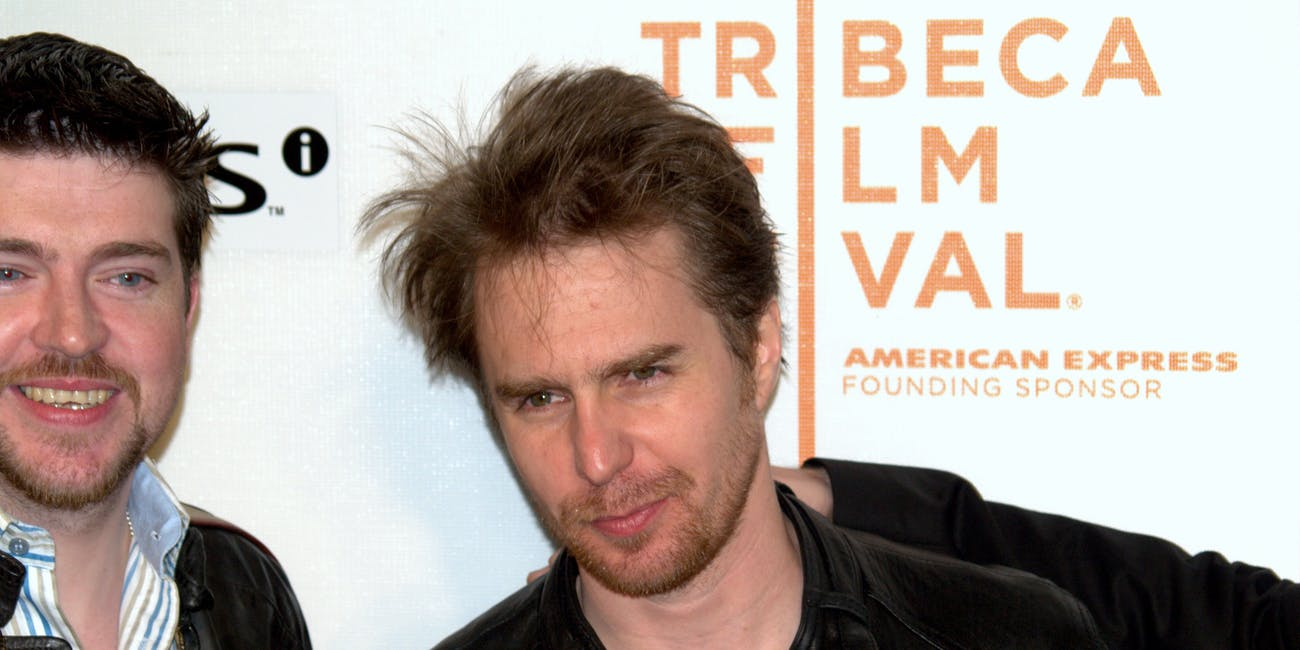 Sam Rockwell 2009 Tribeca Moon screening by David Shankbone