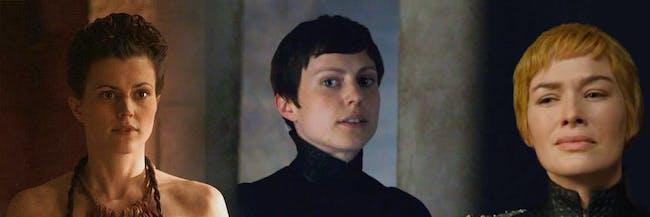 Cersei and Bernadette
