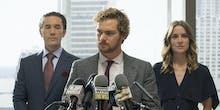Critics Are Unimpressed with Netflix's 'Iron Fist'