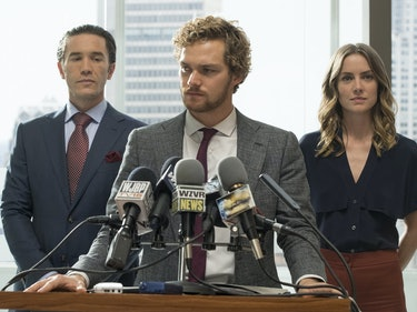 Critics Are Unimpressed with Netflix's 'Iron Fist'