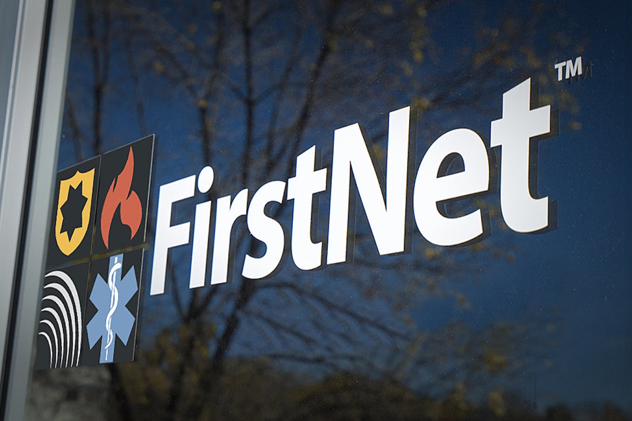 FirstNet AT&T Police Law Enforcement Surveillance Broadband