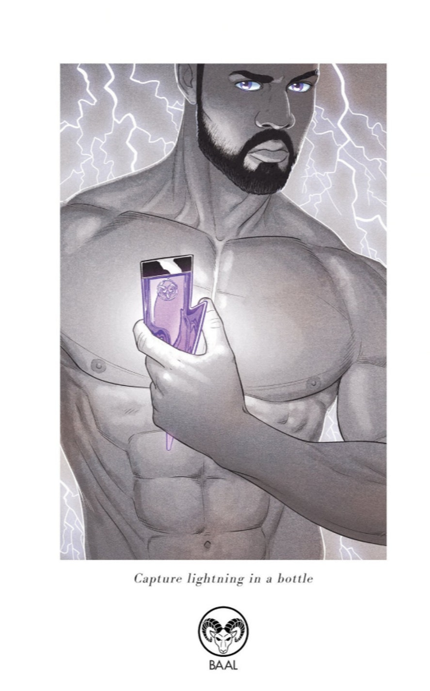Old Spice Guy, is that you?
