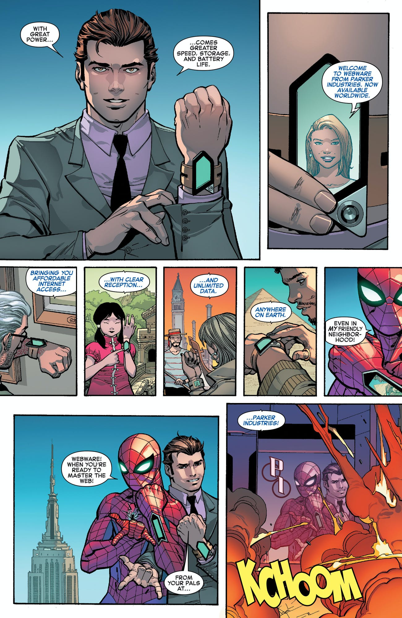 Peter Parker and Miles Morales: Two Spider-Men for Two Ages