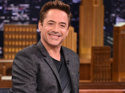 Robert Downey Jr. Joins His Pal Underoos for 'Spider-Man: Homecoming'