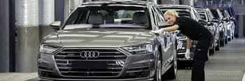 The Audi A8 Has a New Approach for Self-Driving Tech