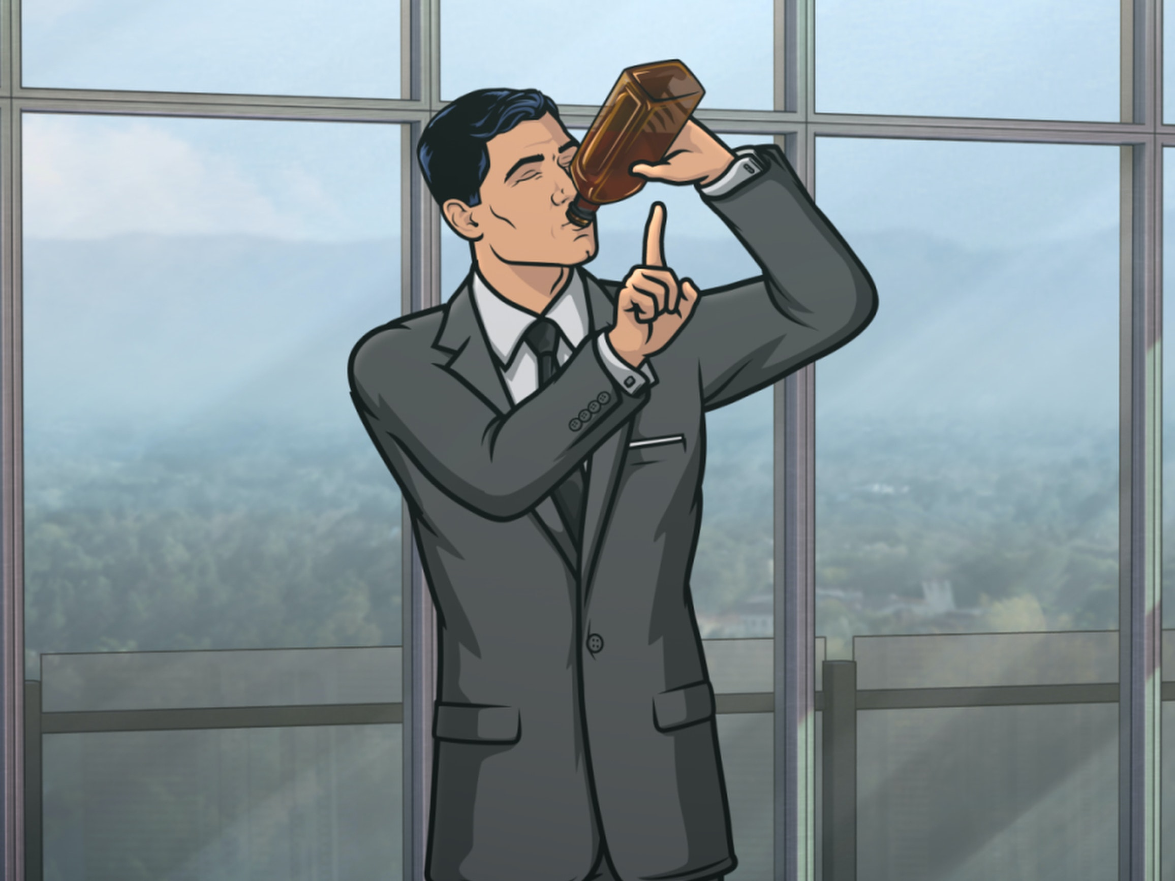 New archer promo promises a magnum p i inspired season for Farcical episode crossword
