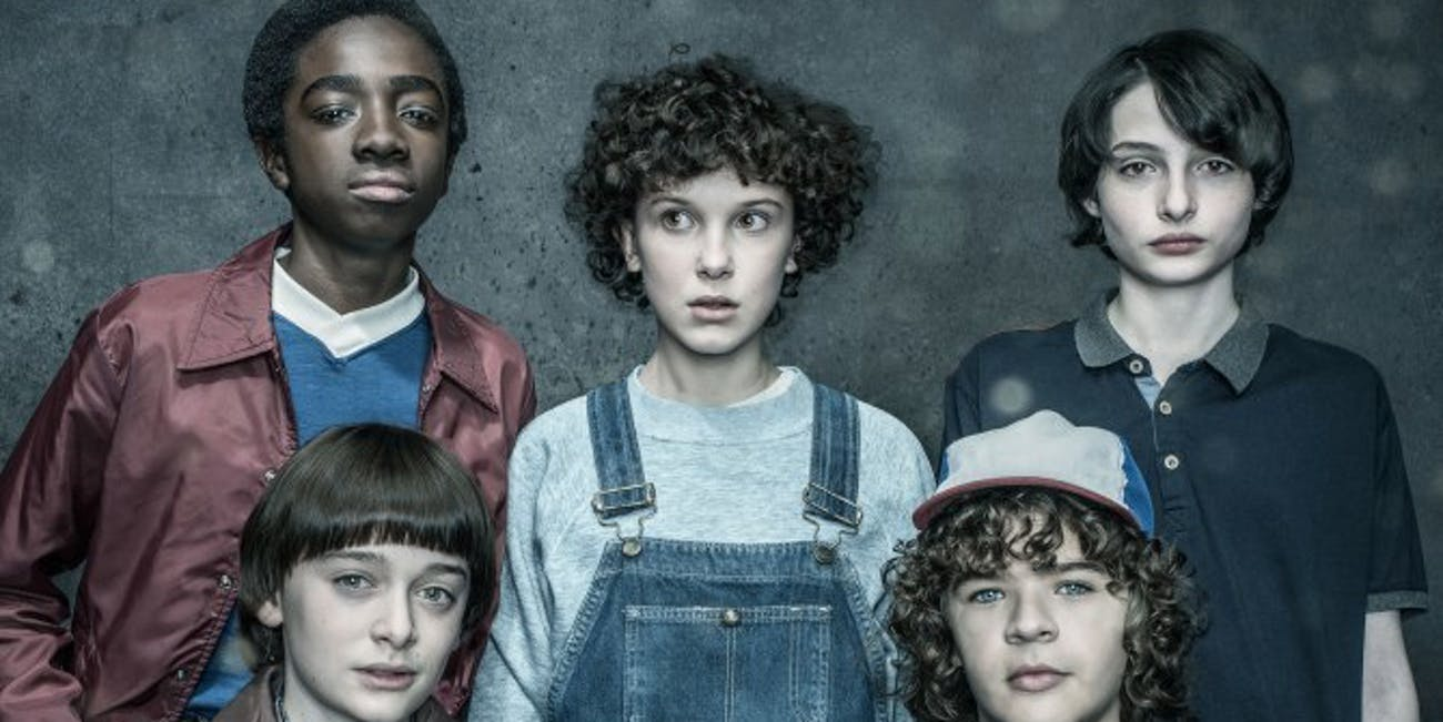 Eleven Millie Bobby Brown Stranger Things Season 2