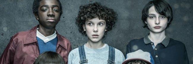 Eleven Millie Bobby Brown Stranger Things Season 2