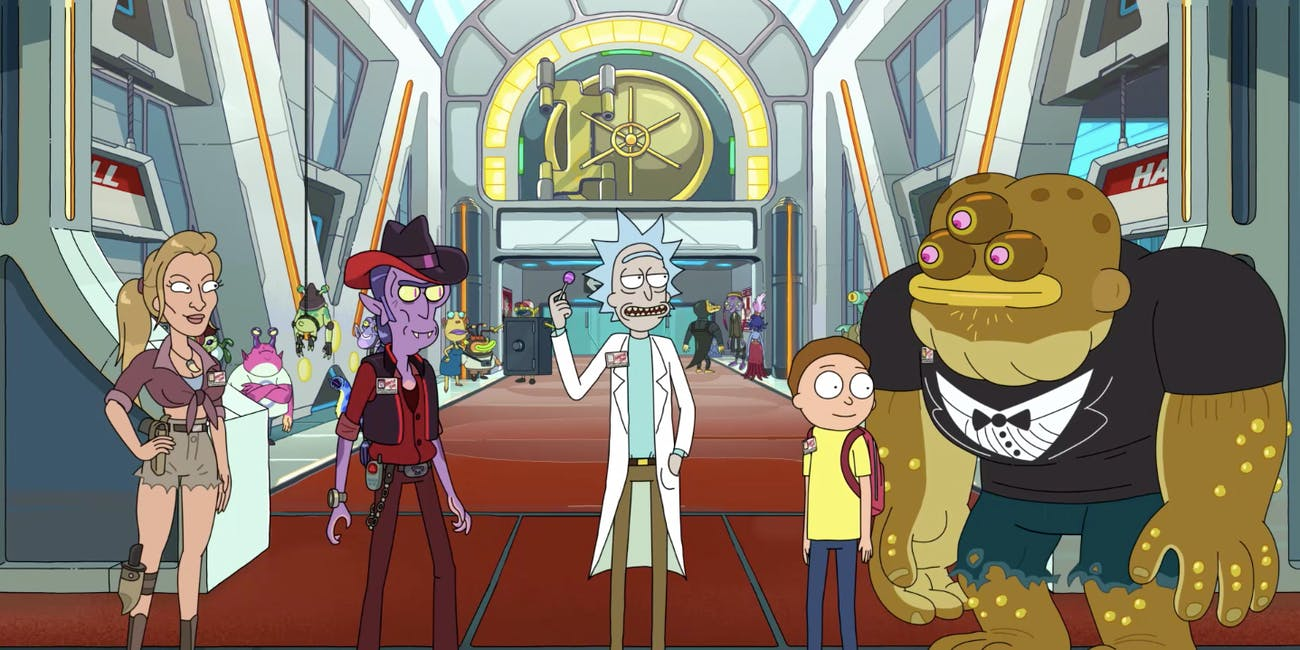 rick and morty season 4 episode 3