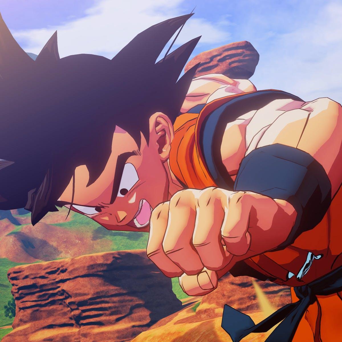 How to beat Raditz in 'Dragon Ball Z Kakarot's first boss battle