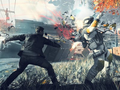 Why 'Quantum Break', A Hybrid Game and TV Show, Will Give Players Pause