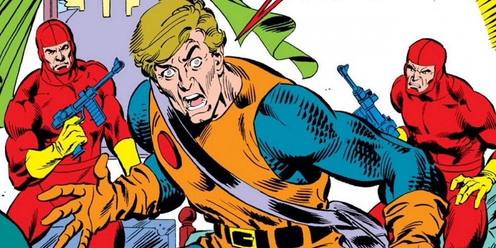 Ned Leeds as Hobgoblin in Spider-Man Marvel Comics