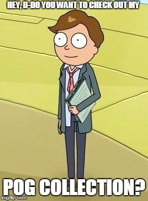 Morty C-137 does not.