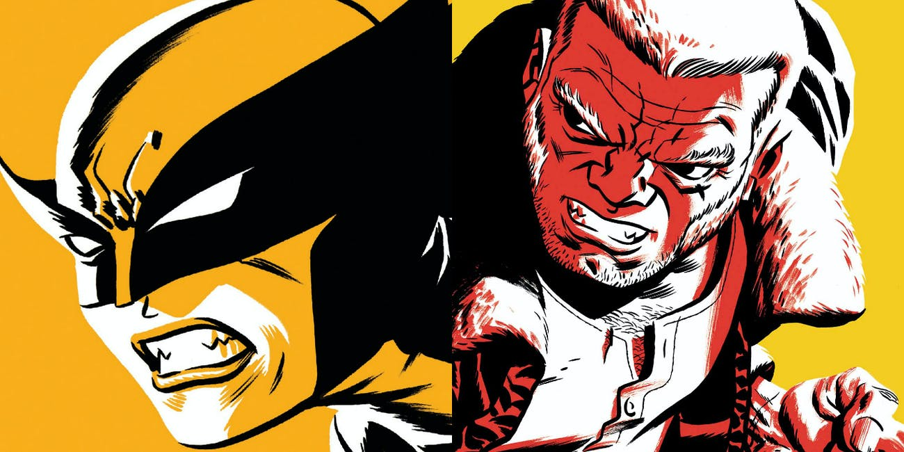 Michael Cho Marvel Logan Wolverine