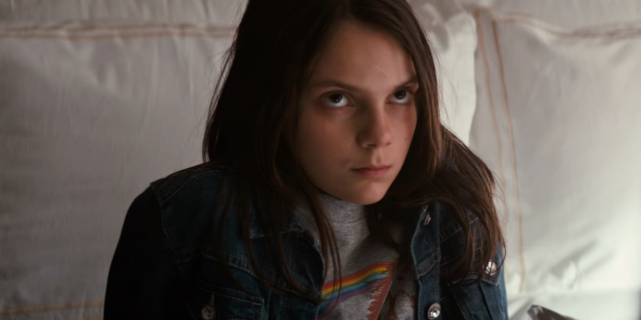 Here Are X-23's Claws in the 'Logan' Trailer | Inverse X 23