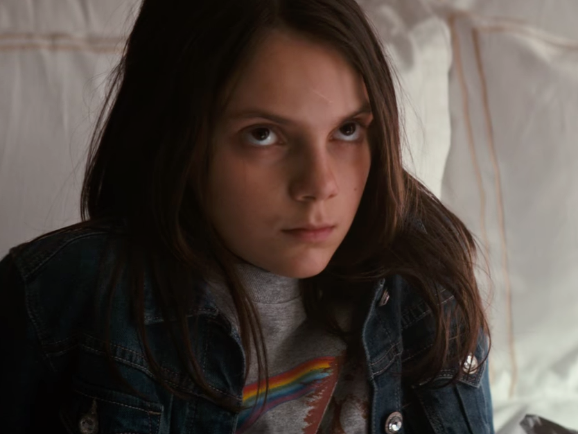 Here Are X-23's Claws in the 'Logan' Trailer