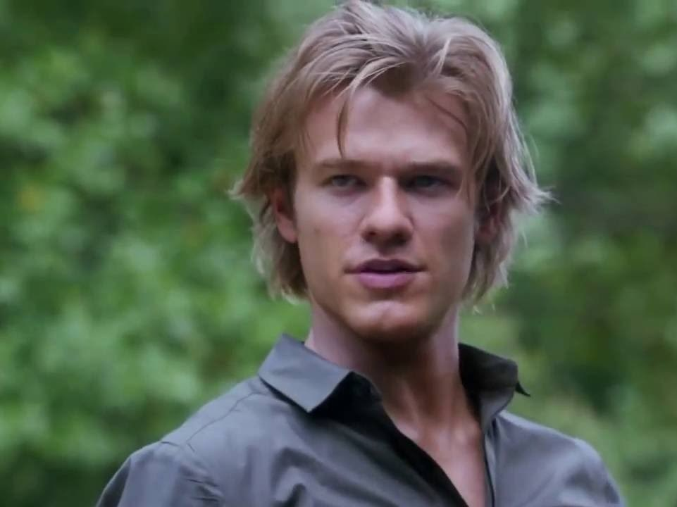 Lucas Till in the upcoming 'MacGyver' reboot.