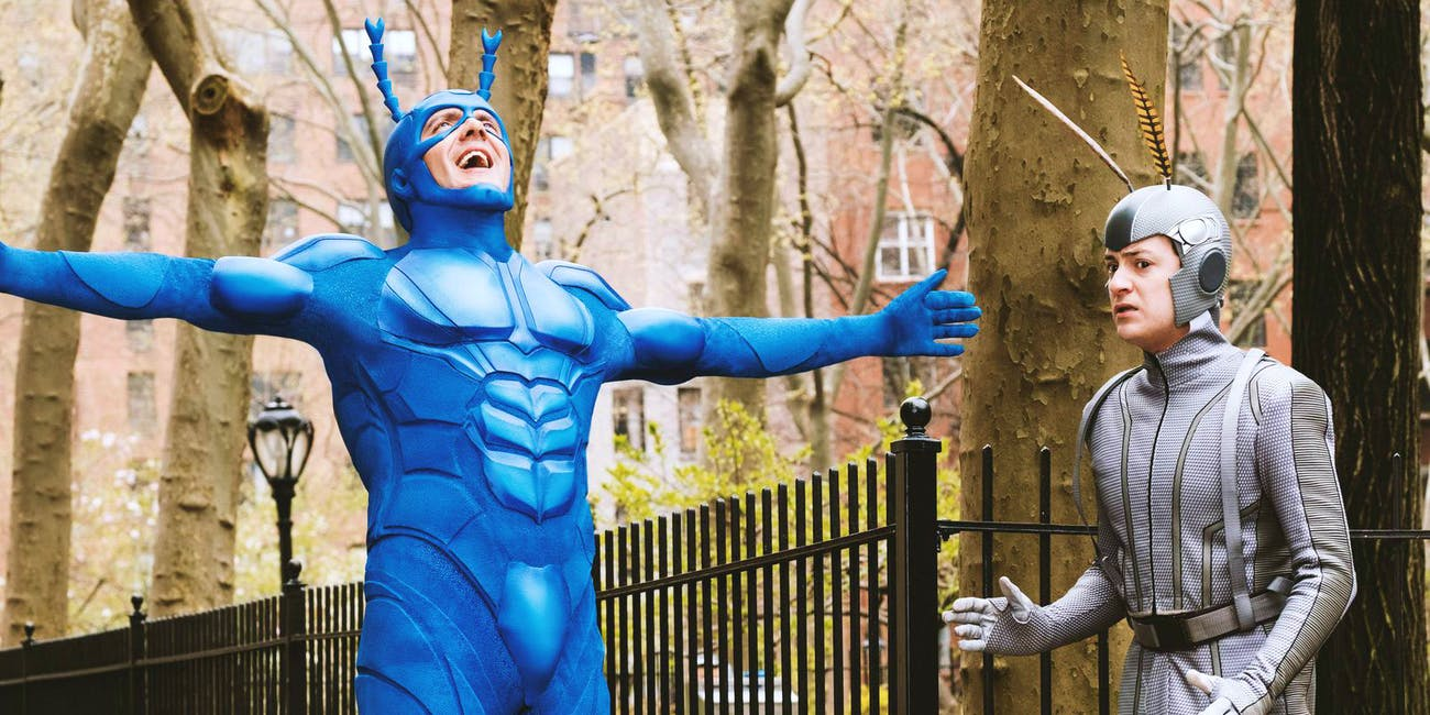 Arthur, The Tick -- 'The Tick'
