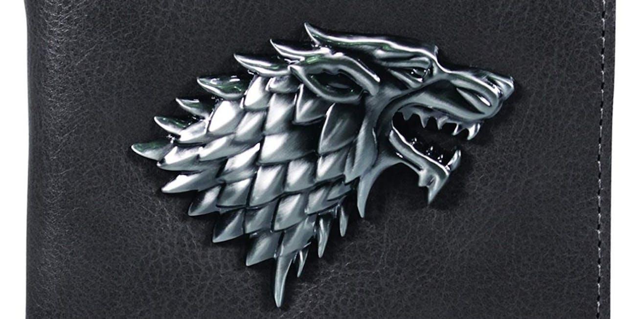 Game of Thrones House Stark Bi-Fold Wallet