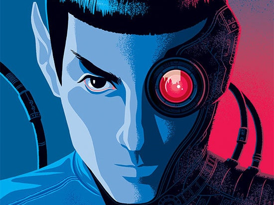 Spock Will Be Assimilated by the Borg in 'Star Trek: Boldly Go'