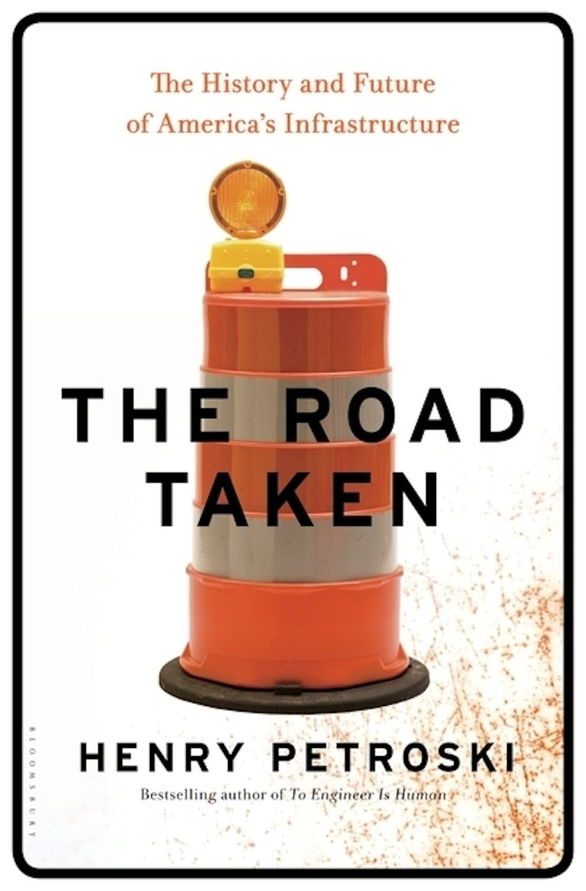 the road taken cover