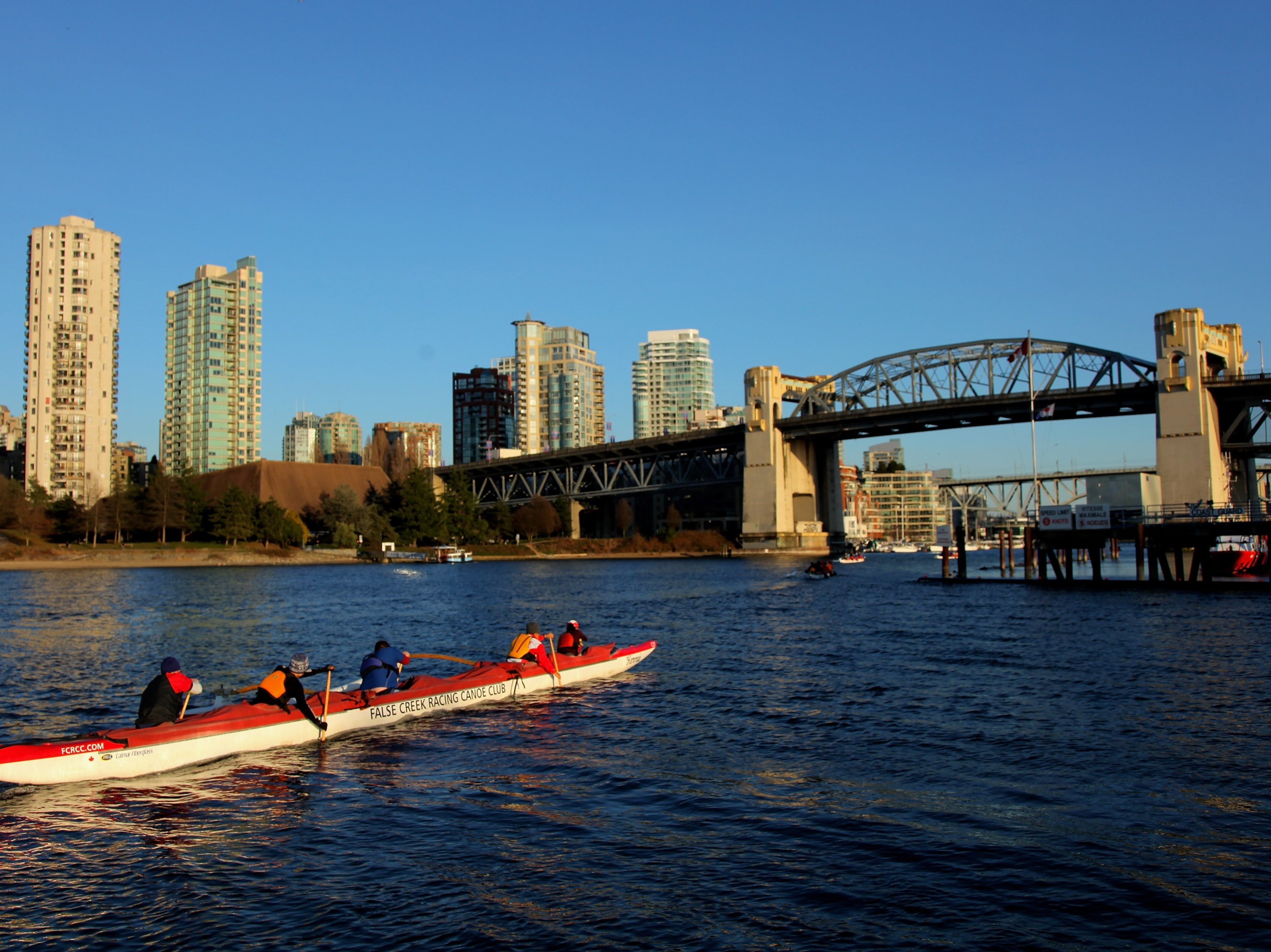 Vancouver ranks #5 in the world in terms of livability.