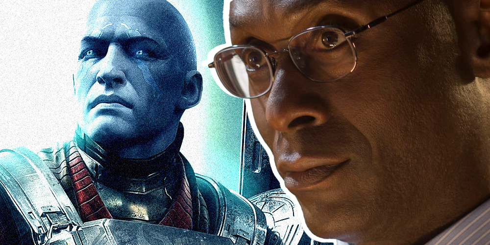 John Wick 3': Lance Reddick Says His Character Is Like This Marvel