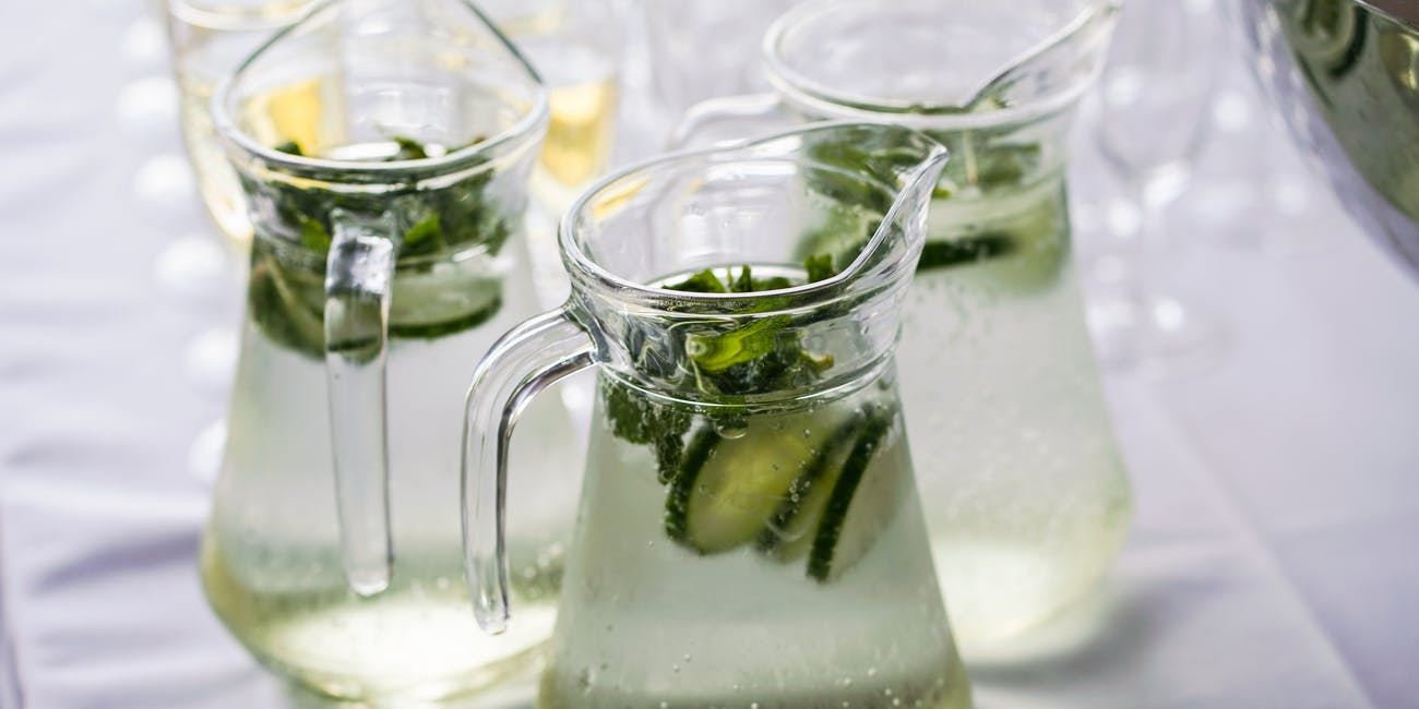 Stop procrastinating and drink more water with these pitchers
