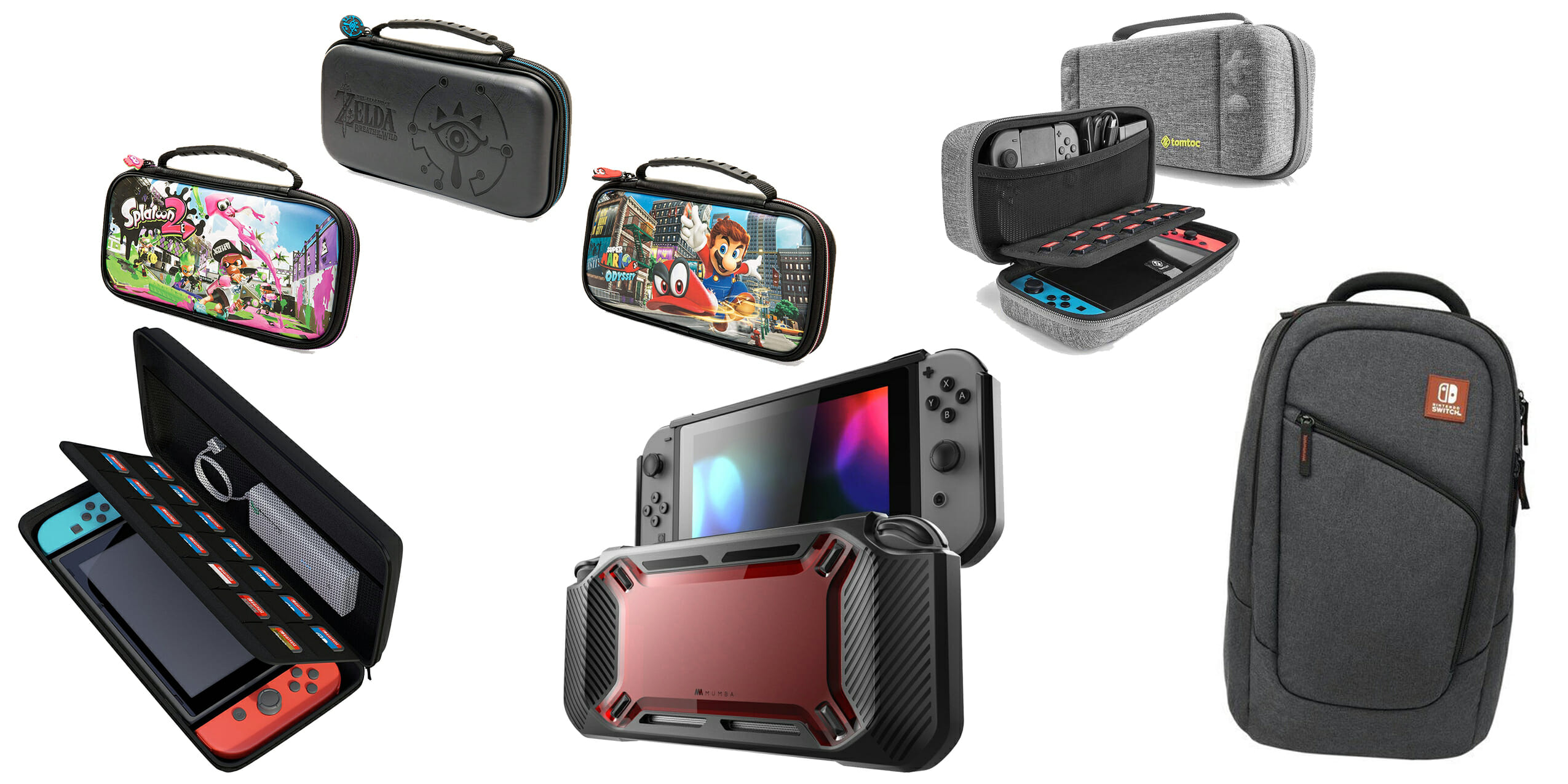 16162dd1d95be The Best Nintendo Switch Cases for Travel