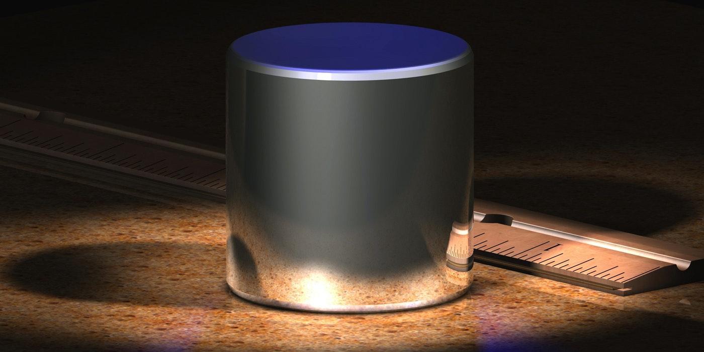 Hexbyte - News - Science/Nature | international prototype of the kilogram (IPK)