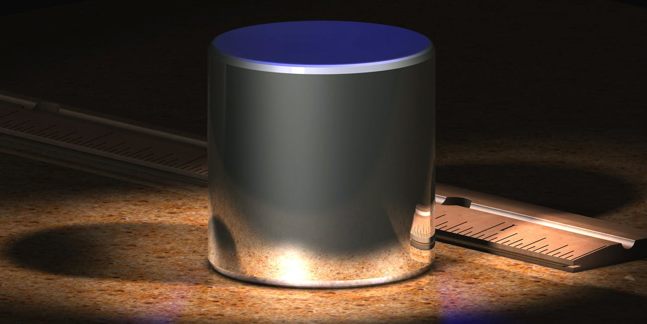 international prototype of the kilogram (IPK)