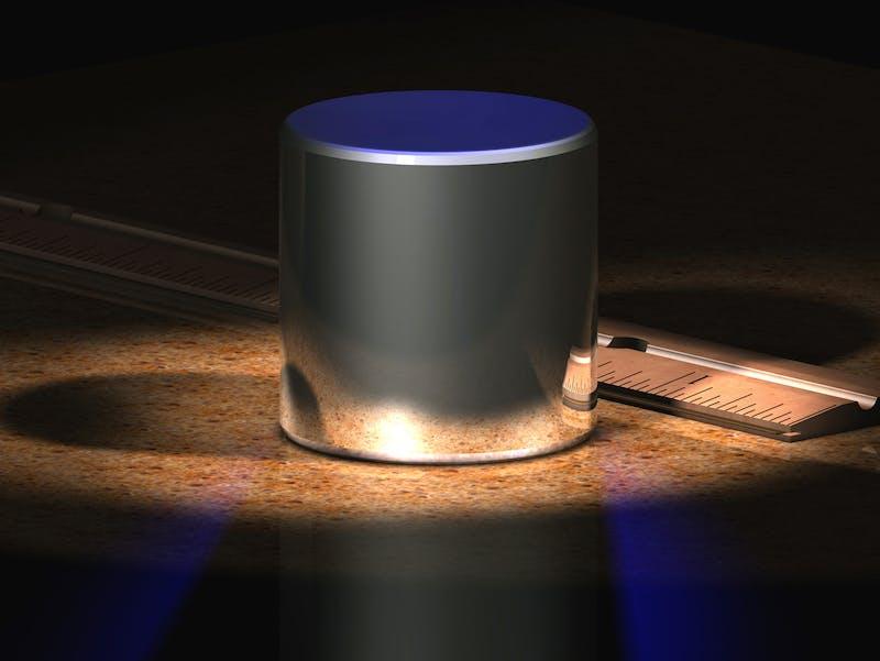 international prototype of the kilogram (IPK)