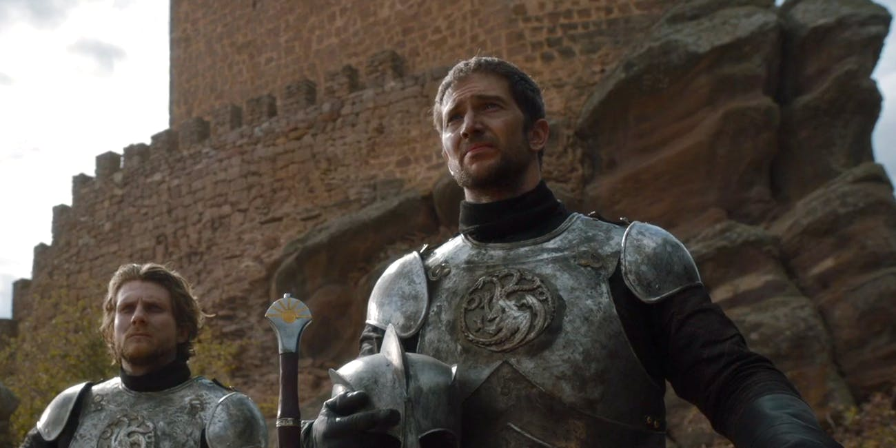 Game of Thrones' Fans Are Mad About Arthur Dayne's Swords In