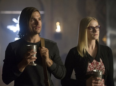 'The Magicians' Ain't Afraid of No Niffin