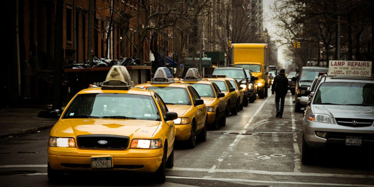 yellow parade.