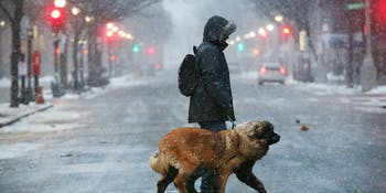 Winter Storm Grayson news