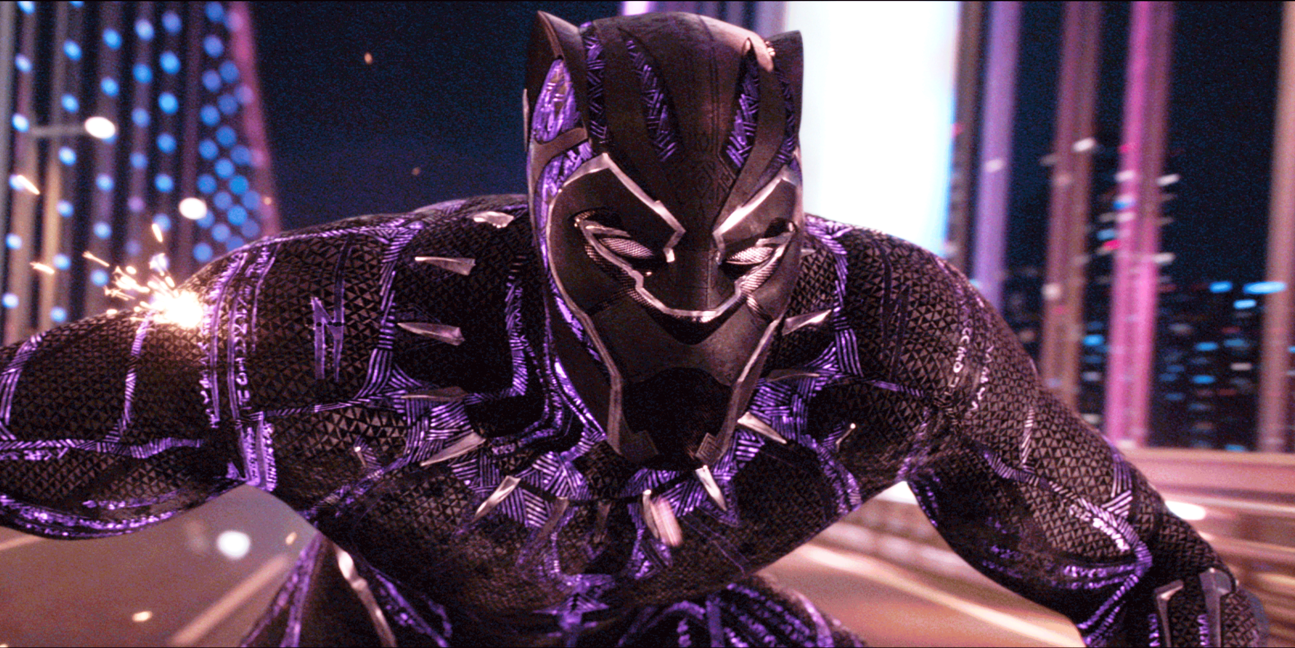 Black Panther's Vibranium Armor Actually Exists in Real Life