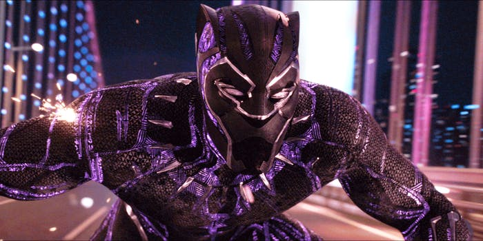 Black Panther's Vibranium armor real world equivalents