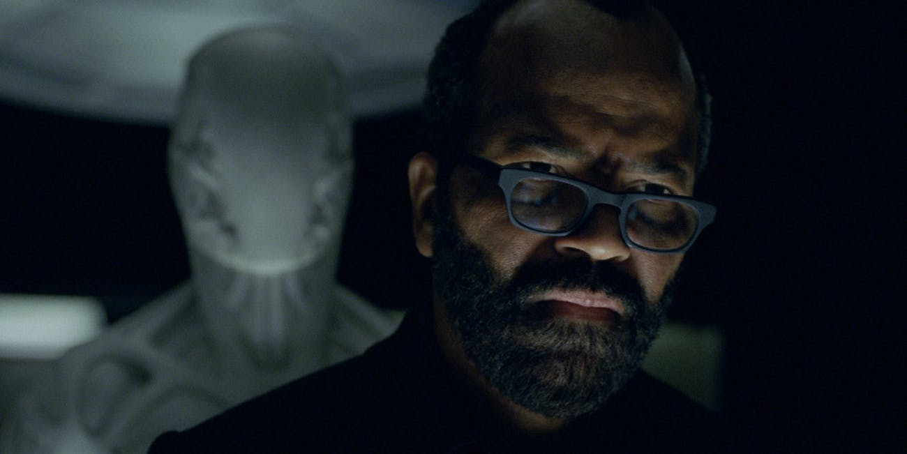 "Bernard, ""Westworld'"