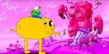Finn's Treehouse Is Candy Now in New 'Adventure Time: Elements' Clip