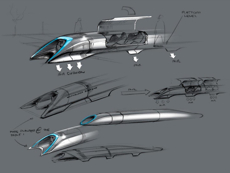 The Hyperloop Isn't a Superloop Because of K-Mart