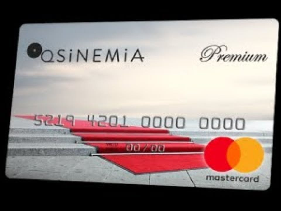 Sinemia Debit Card